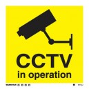 CCTV in Operation Rigid PVC