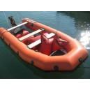 Zodiac RIBO 450 Rescue Boat